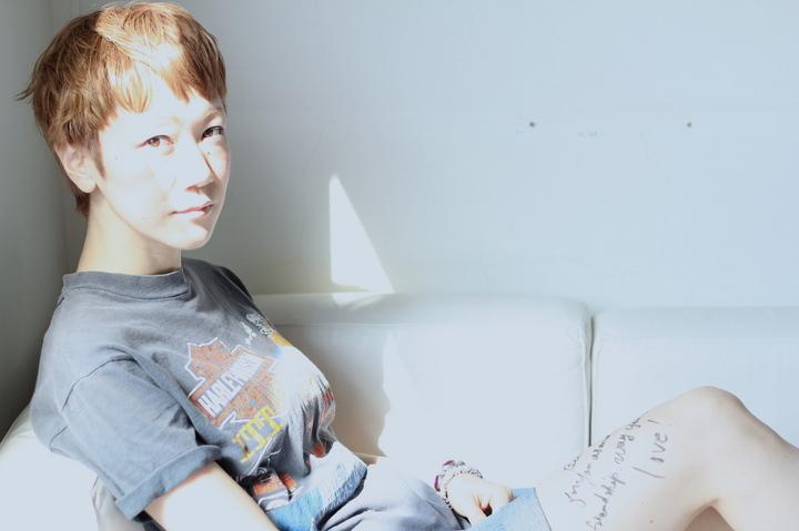 中目黒・代官山の美容室 アレンジ簡単な大人のショートスタイル