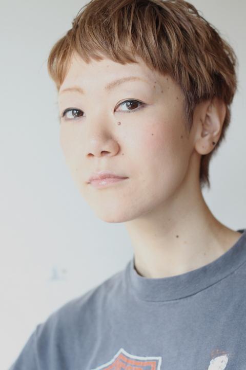 中目黒・代官山の美容室 アレンジ簡単大人のショートスタイル